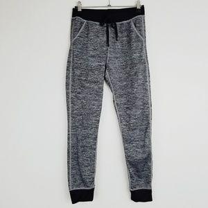Pants - Sporty grey jogger pants
